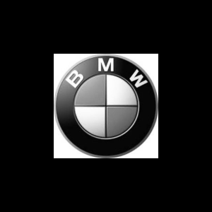 Logo of automotive company BMW